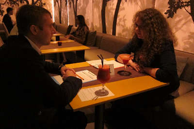 City speed dating termine