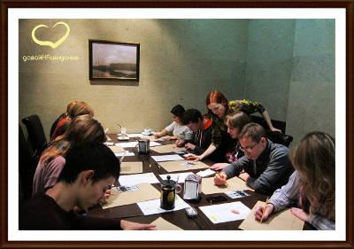 Интересные кафе знакомств в Москве