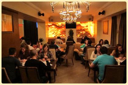 вечера знакомств клуб москва