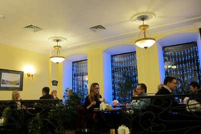 Экспресс знакомства в кафе Штолле